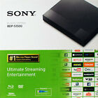 Sony BDP-S1500 Blu-ray Disc Player Wired Streaming Apps Netflix Hulu YouTube USB