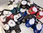 Hockey NHL Infant Newborn Baby Booties Slippers NEW Shower Gift Pick team