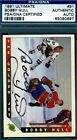 BOBBY HULL SIGNED PSA DNA 1991 ULTIMATE HOCKEY CERTIFIED AUTOGRAPH AUTHENTIC