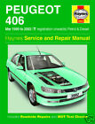 Haynes Manual Peugeot 406 Petrol Diesel 99-02 NEW 3982