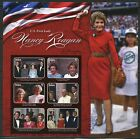 PALAU NEVER BEFORE OFFERED RARE TRIBUTE TO NANCY REAGAN SHEET  II   IMPERF