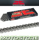 JT HDR HEAVY DUTY CHAIN FITS DERBI 50 SENDA R DRD RACING 2009-2012