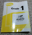 ABeka 1st grade GRADE 1 VIDEO MANUAL Daily Lesson Guide for All Subjects