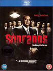 The Sopranos: The Complete Series [Blu-ray Box Set HBO Region Free 28-Disc] NEW