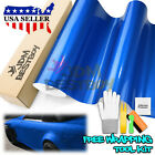 Gloss Glossy Red Car Vinyl Wrap Sticker Decal Air Release Bubble Free Film Diy