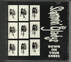 SLAMMIN' GLADYS Down on Your Knees RADIO PROMO DJ CD Single HAIR METAL 1992