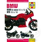 BMW K 100 RS ABS 1984 Haynes Service Repair Manual 1373