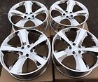 SET OF FOUR 4 20 WHEELS RIMS for DODGE CHARGER CHALLENGER MAGNUM PVD CHROME NEW