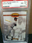 1993 Ted Williams CO. # 54 Monte Irvin PSA Graded 8................Giants