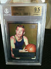 2005 TOPPS CHROME 1952 STYLE MICKEY MANTLE BGS GEM MINT 9.5 CARD # 7.........WOW
