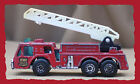 Free Shipping Old MATCHBOX CAR MODEL Made in China FIRE ENGINE 1982
