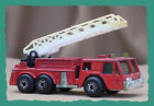 Free Shipping Old MATCHBOX CAR MODEL Made in Macau FIRE ENGINE 1982