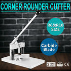 Corner Rounder Cutter Aluminum Plate Manual Cutter 2 Blades BE HIGHLY PRAISED