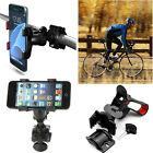360 Rotation Motorcycle Bike Bicycle Handlebar Clip Mount Holder For Cell Phone