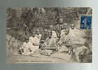 1909 Dakar senegal RPPC Real Picture Postcard Cover to Argentina native Children