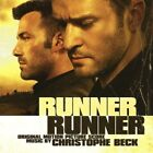 Runner Runner (Original Motion Picture Score) - Christophe Beck (2013, CD New)