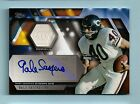 GALE SAYERS 2015 TOPPS AUTOGRAPH RELIC GAME WORN JERSEY AUTOGRAPH AUTO 50