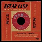 Speak Easy: Rpm Records Story-1954-57 2 - Speak Easy: Rpm Records (2014, CD New)