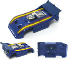 1977 Aurora AFX G+ PORSCHE 510K Can-Am Sunoco Audi Slot Car BODY 1743 Restomod!