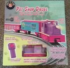 Lionel ~ 6-81288 Lionel Junction Pet Shop diesel Lionchief ready to run set
