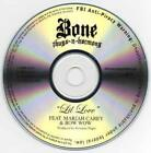 Bone Thugs-N-Harmony: Lil Love 4 Track PROMO MUSIC AUDIO CD A Capella Mariah Bow