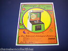 RAMTEK HOROSCOPE FORTUNE TELLER 1976 ORIG NOS ARCADE GAME MACHINE FLYER BROCHURE