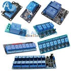 5V 1 2 4 6 8 Channel Relay Board Module Optocoupler LED for Arduino PiC ARM AVR