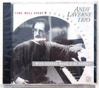 Sealed Time Well Spent Andy LaVerne MUSIC CD US 1995 Concord Jazz NEW