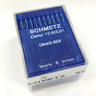100 Schmetz DBXK5 SES Light Ball Point Needles For Commercial Embroidery Machin