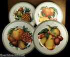 FITZ and FLOYD BONE CHINA BELLE CLASSIQUE (4) 9-1/4
