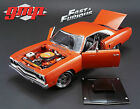 1970 PLYMOUTH ROAD RUNNER FAST AND FURIOUS 7 MOVIE 2015 1 18 MODEL BY GMP 18807
