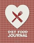 Diet Food Journal  Weight Watchers Food Journal 75x925 Undated Daily Food