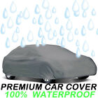 U.a.a. Inc. Premium Xx-large Universal Gray Weather Resistant Car Cover