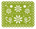 QUICKUTZ Lifestyle Crafts CHEERFUL DOILY DIE CHA WINTER 2013 DC0347