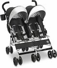 J is for Jeep Brand Scout Double Stroller, Charcoal Galaxy Brand New!