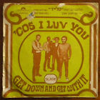 Slade Cos I Love You Get Down RARE ISRAEL ISRAELI ONLY PS 7 HEBREW COVER