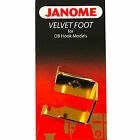 Janome Velvet Foot #767407010 for DB Hook Models