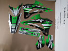FLU DESIGNS PTS3  GRAPHICS KAWASAKI KX85 KX100  2014  2015 2016  2017 2018 2019