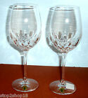 Waterford Lismore Essence Goblet 2 Piece Set 143781 New In Box