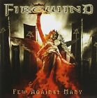 Firewind - Few Against Many [New CD] Argentina - Import