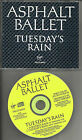 ASPHALT BALLET Tuesday's Rain w/ RARE EDIT 1991 USA PROMO DJ CD single MINT 1991