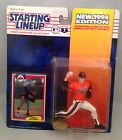 1994 Starting Lineup Superstar Collectible Figure Mike Mussina