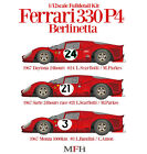 Model Factory Hiro 1/12 Ferrari 330 P4 Closed Body Ver.A