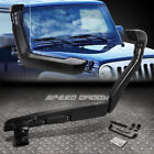 FOR 07 11 JK JEEP WRANGLER 38 V6 AIR SNORKEL BLACK ABS RAM INTAKE PIPE SYSTEM