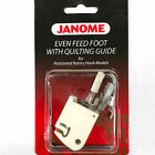 Janome Even Feed Foot W/ Quilting Guide #200311003 Horizontal Rotary Hook Models