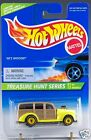 Hot Wheels 1996 Treasure Hunt Series 40s Woodie 1 of 12 Collector 428 NEW