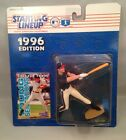 1996 Starting Lineup Extended Series Collectible Figure Chipper Jones