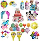 Large Foil Helium Balloons Kids Birthday Wedding Party Decoration Party Supply