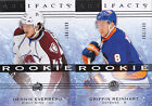 2014-15 Fleer Ultra, Upper Deck Artifacts and MVP Hockey Rookie Redemptions List 17