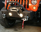 Front Stubby Winch Bumper With Guard for Jeep Wrangler JK 07 18 Fishbone FB22001